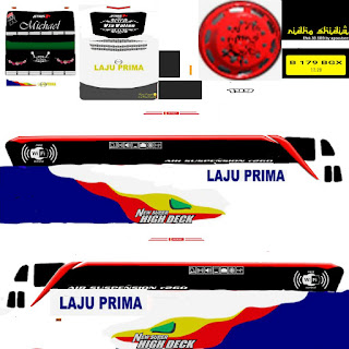 Download Livery Bus Laju Prima