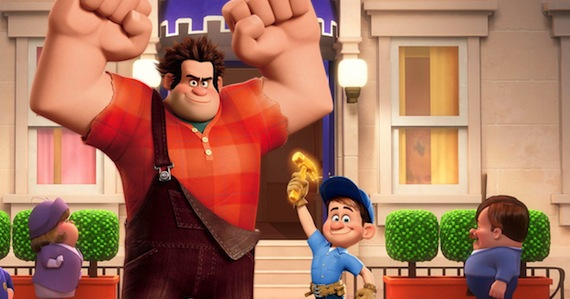 Felix and Wreck-It Ralph animatedfilmreviews.filminspector.com