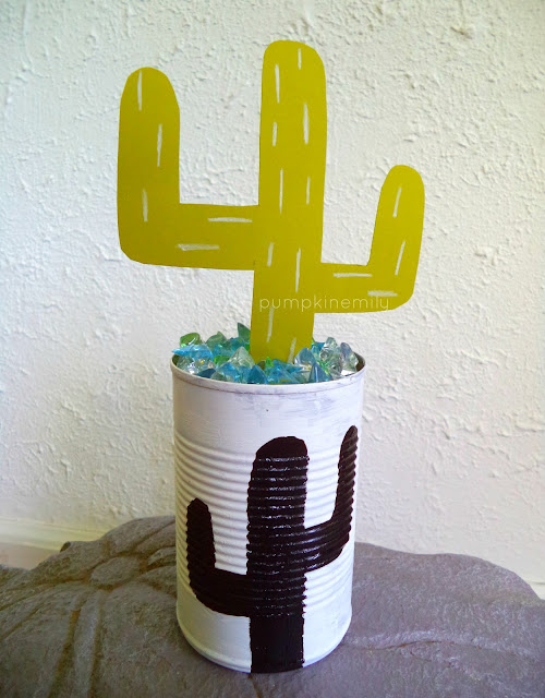 Simple Fake Cactus