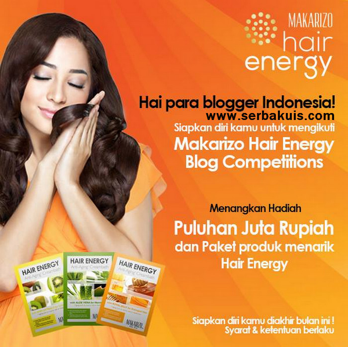 Makarizo Hair Energy Blog Competition