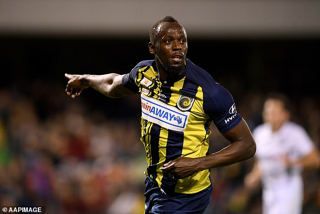 Usain Bolt agent confirms Bolt was offered a contract by Central Coast Mariners