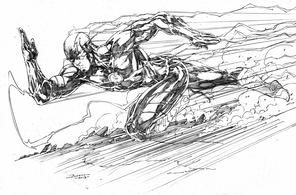 Demonpuppy's Wicked Awesome Art Blog: Happy Sketch