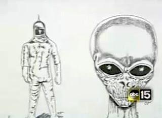 FEMA Aliens