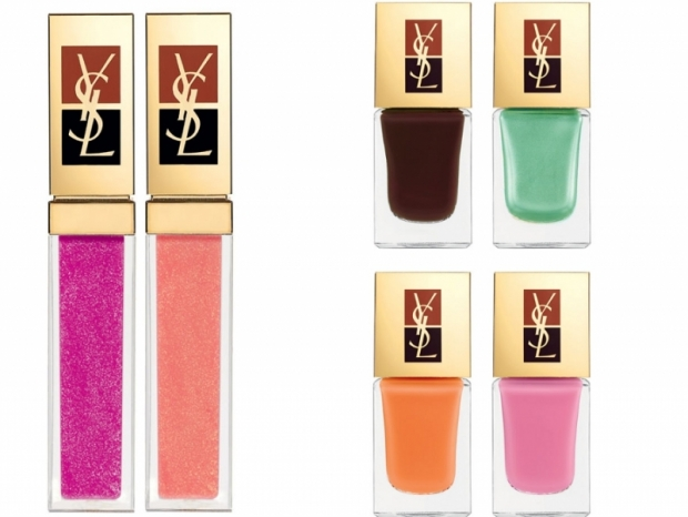 Smartologie Ysl Candy Face Spring 2012 Makeup Collection