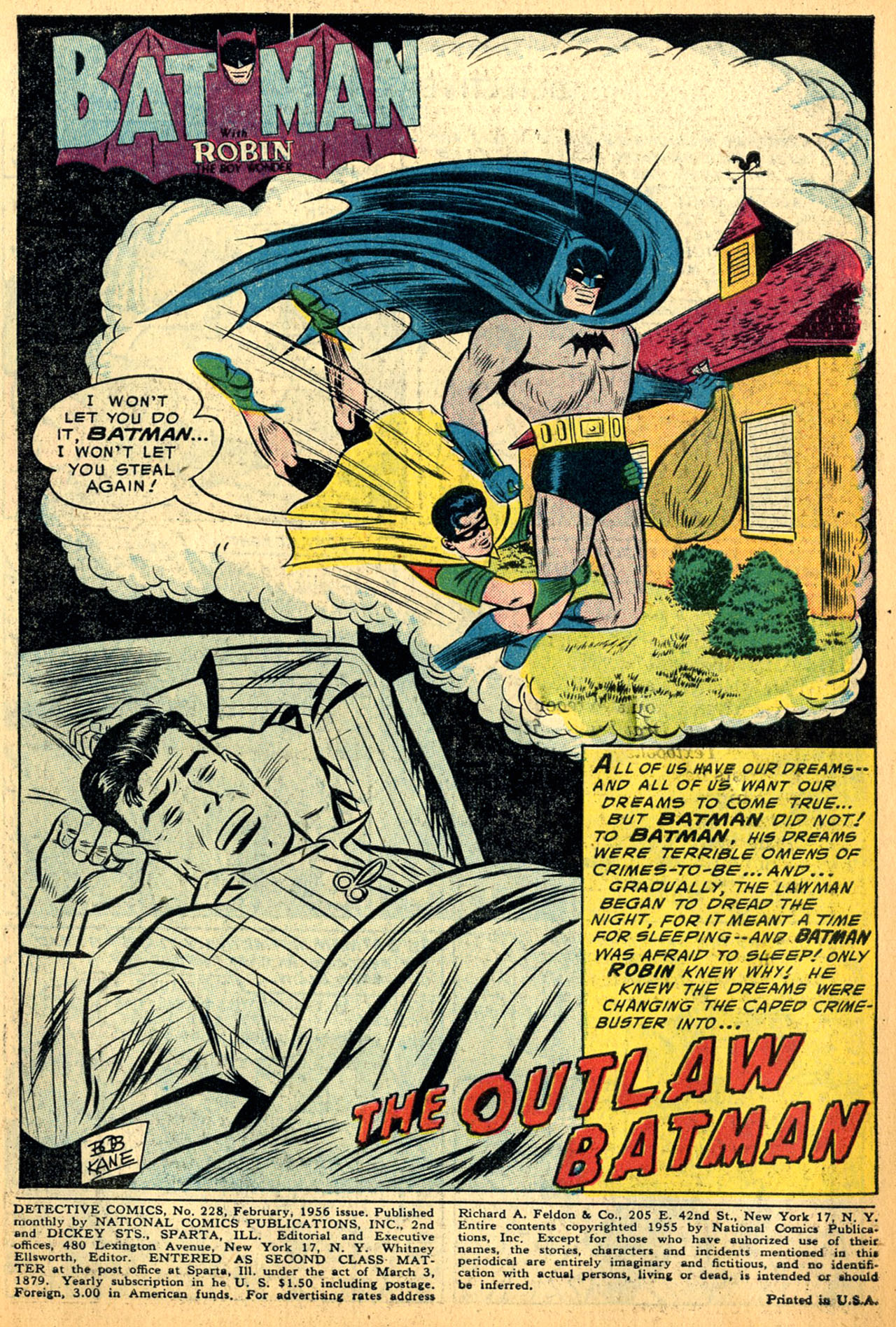 Detective Comics (1937) 228 Page 2