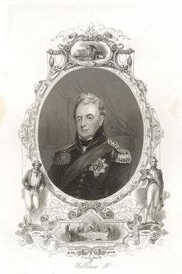 King William IV, Image courtesy of ancestryimages.com