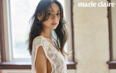 Hyori Marie Claire June 2017
