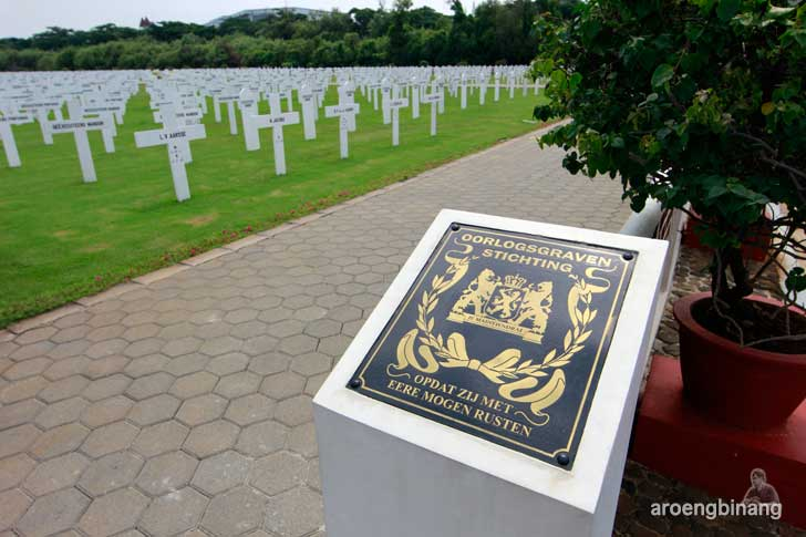 oorlogs graven stichting ereveld ancol jakarta