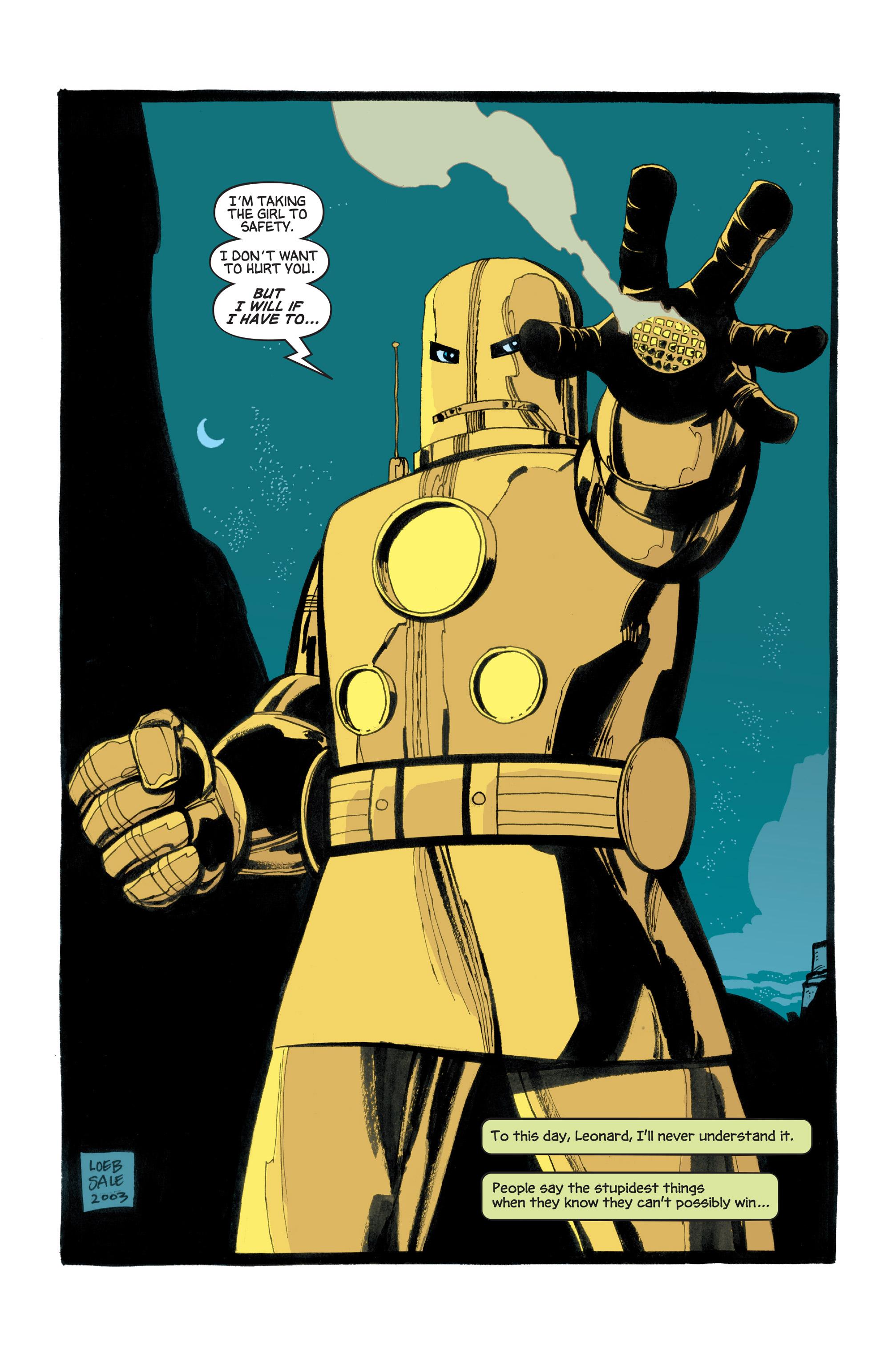 Read online Hulk: Gray comic -  Issue #3 - 23