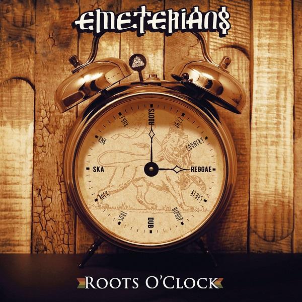EMETERIANS - ROOTS O'CLOCK - VP RECORDS - 2019 ~ Reggae Dancehall Zone