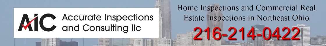 AIC Accurate Inspections & Consulting, LLC - Cleveland Ohio Home & Commercial Inspections