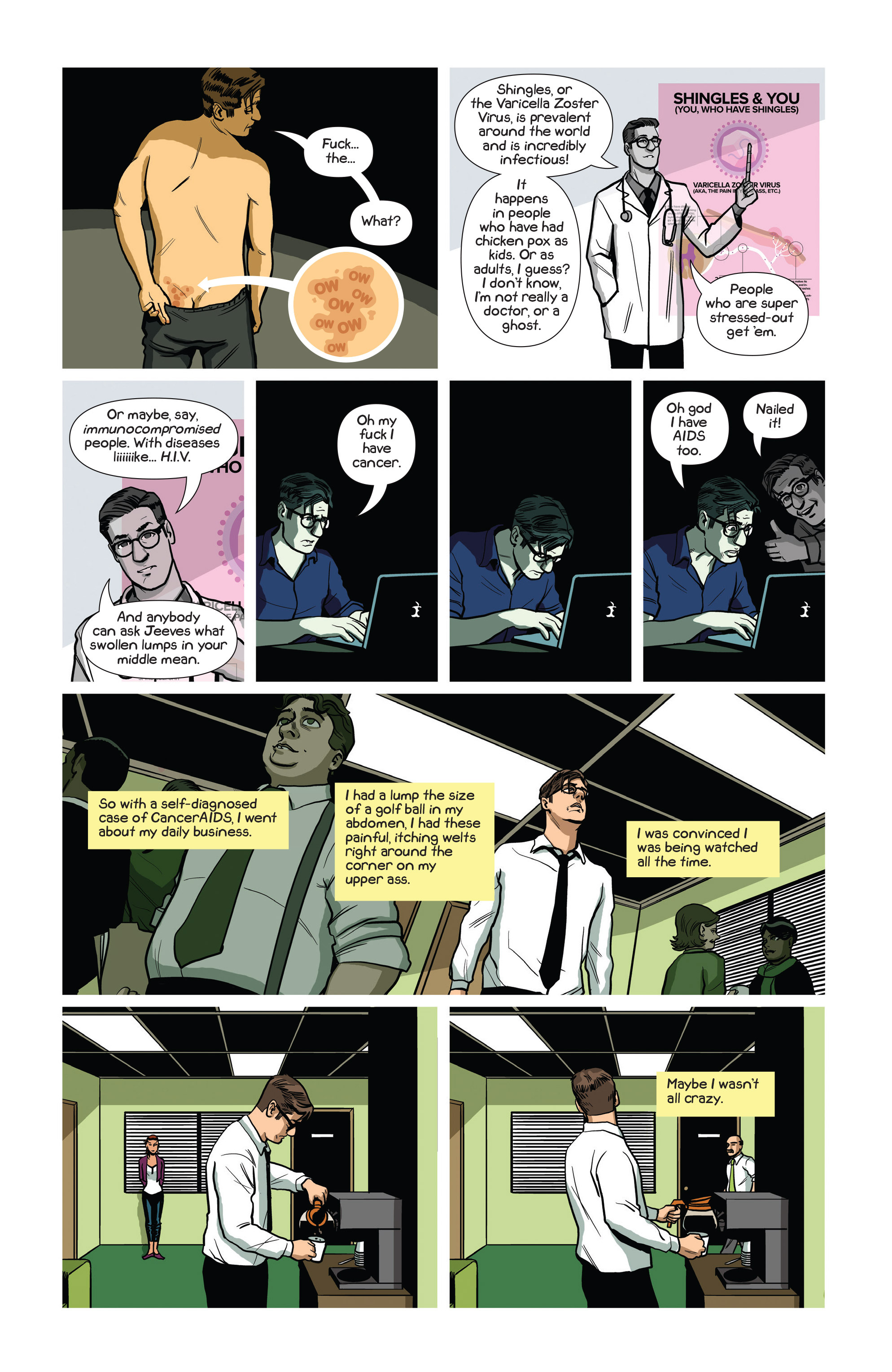 Read online Sex Criminals comic -  Issue #6 - 14