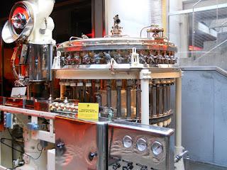 visita a la fábrica de cerveza Moritz