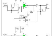 Simple Power Amplifier using IC TDA2030 - Electronic Circuit