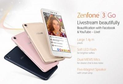 Harga Asus Zenfone 3 Go