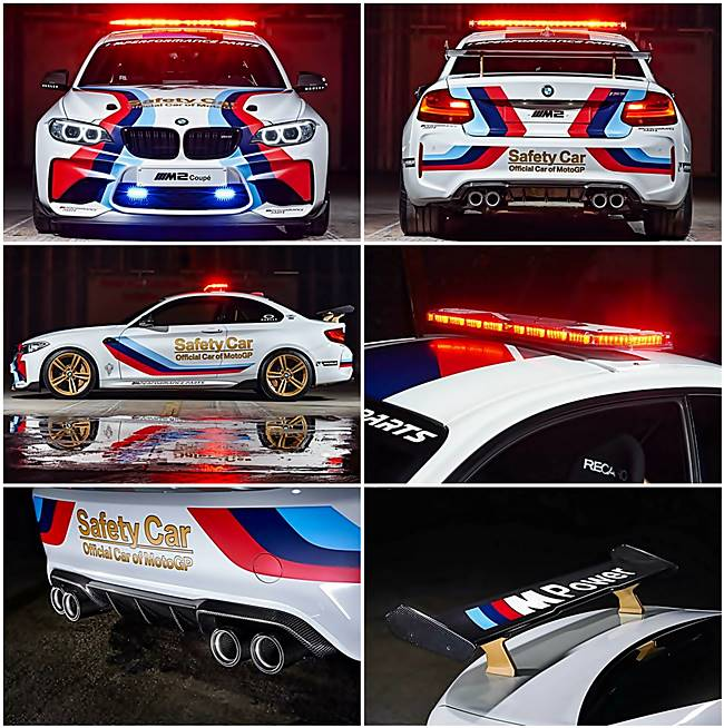 2016 BMW M2 MotoGP Safety Cars