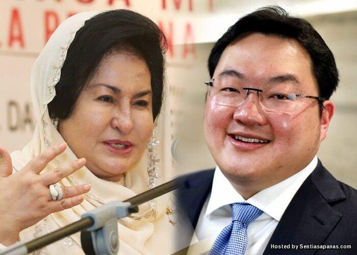 Rosmah Mansor vs Jho Low