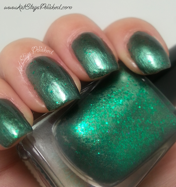 Kilox Lacquers - World Opulence Collection - Columbian Emerald