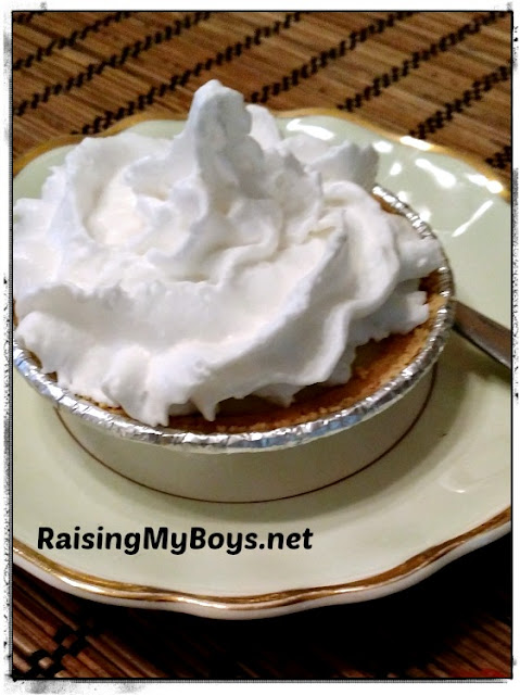 Easy Coconut Cream Tarts