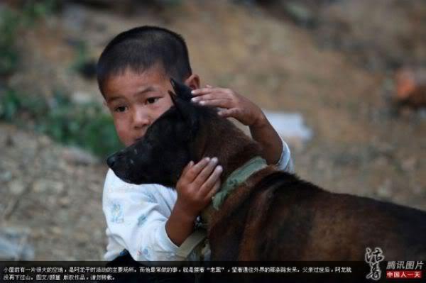 Kisah Benar - Budak 6 Tahun Hidup Sendirian Dengan Anjingnya