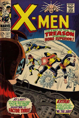 X-Men #37, Factor Three