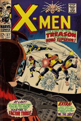 X-Men #37, Factor Three