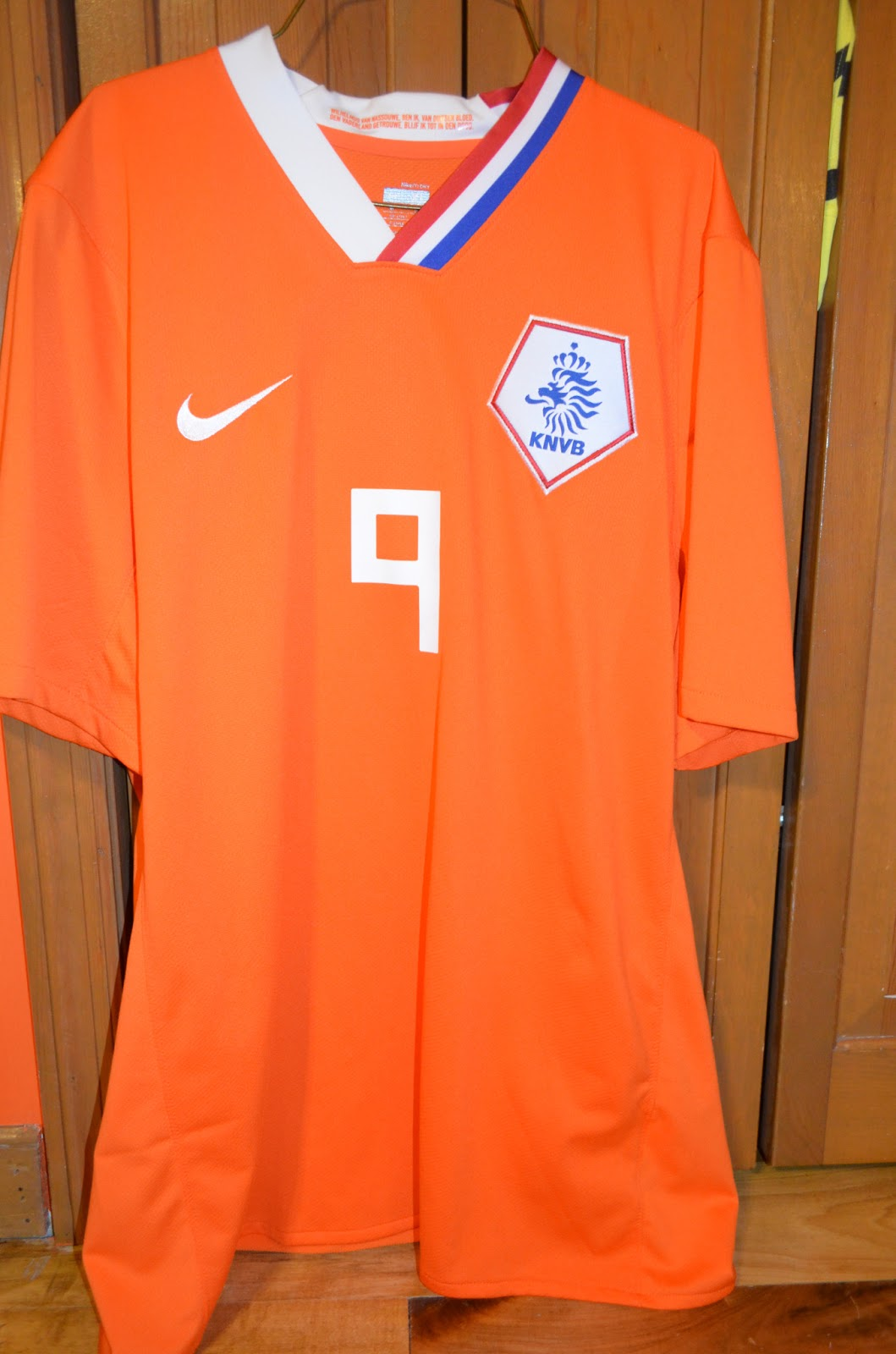 online store e9d3b b0c6c Kit Collection - My Soccer Jersey Collection: Netherlands ...