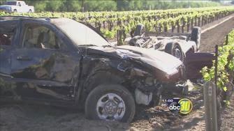 two killed in car crash fresno county kerman jensen avenue