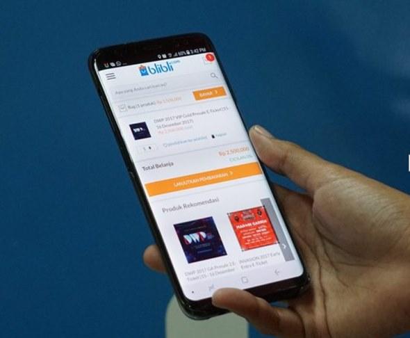 Shopping Online : Belanja Online Terlengkap? di Blibli.com Aja!
