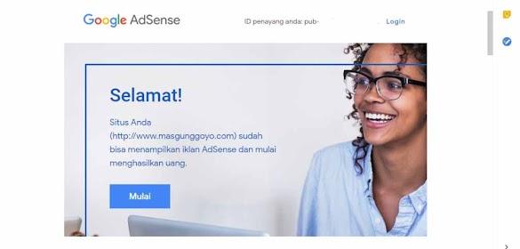Cara Melewati Tahap Tahap Review Site Adsense Non Hosted Agar Langsung Cepat Full Approve