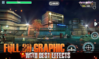 Rescue Strike Back Mod Apk v1.41 (Unlimited Money)