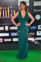 Raai Laxmi in Deep Neck Sleeveless Green Leg Split Gown at IIFA Utsavam Awards 2017  Day 2    HD Exclusive Pics 03.JPG