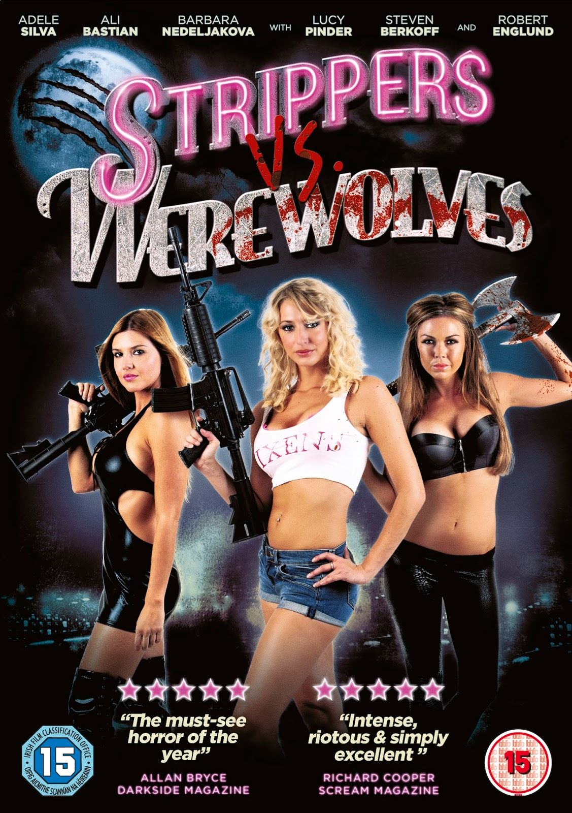 Strippers VS. Werewolves สวยระห่ำ ปะทะ มนุษย์หมาป่า [HD][พากย์ไทย]