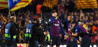 Leonesa vs Barcelona Live Streaming Today Wednesday 31-10-2018 Copa del Rey
