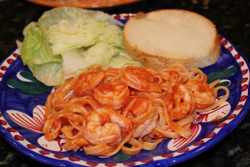 Emeril Lagasse S Shrimp And Linguine Fra Diavolo Dallas