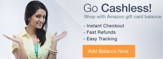Add Amazon Gift Card Balance & Get Up to 15% Off