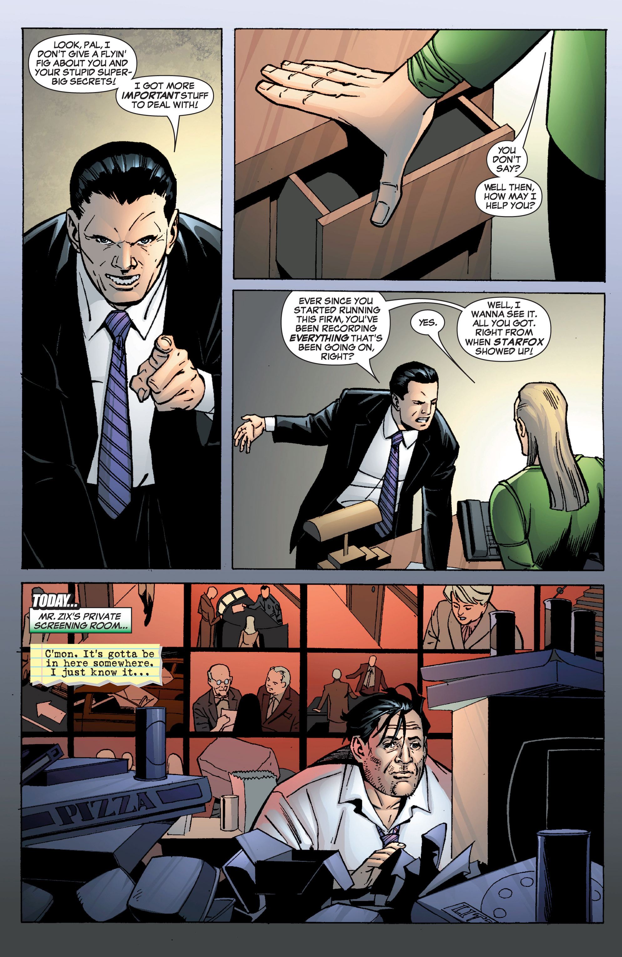 Read online She-Hulk (2005) comic -  Issue #9 - 3