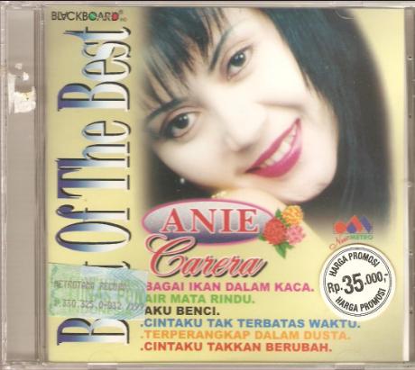 Download 20 lagu Mp3 terbaik Anie Carera Full  (Rar / Zip)