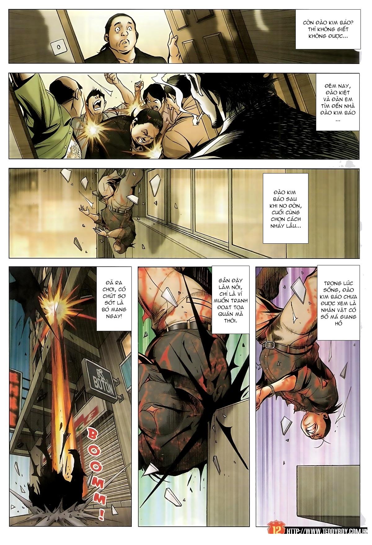 Người Trong Giang Hồ - Chapter 1545: Mượn dao giết người - Pic 11
