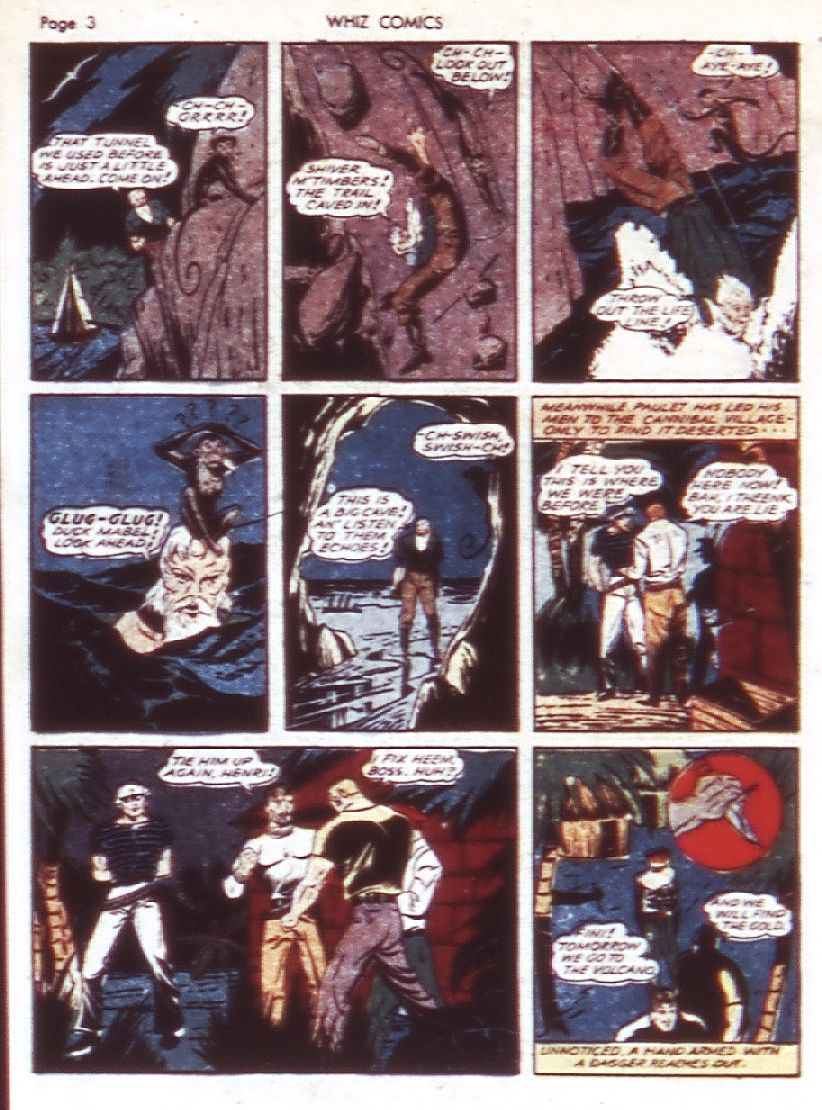 WHIZ Comics issue 22 - Page 34