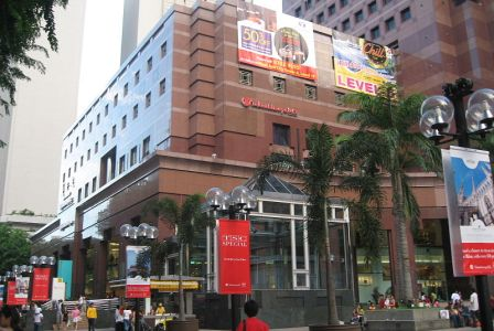 Ngee Ann City, Orchard Road