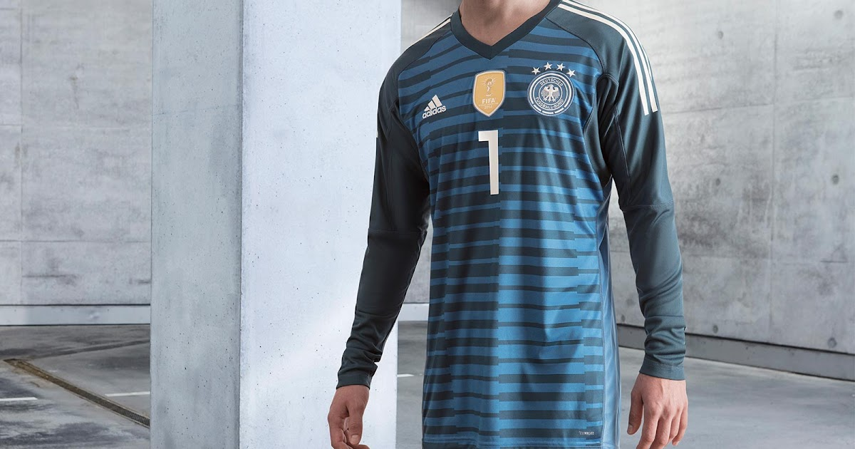 4772ffdc8 Germany 2018 World Cup Goalkeeper Kit Released - Footy Headlines