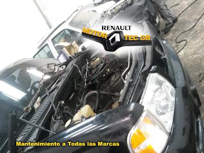 Taller Electromecanico Automotriz, Renault Motortec GB
