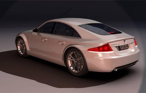 Modelul de lux propus celor de la Dacia Logan
