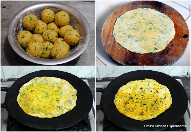 how-to-make-methi-thepla-step2