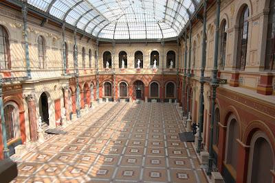 newly restored National School of Fine Arts