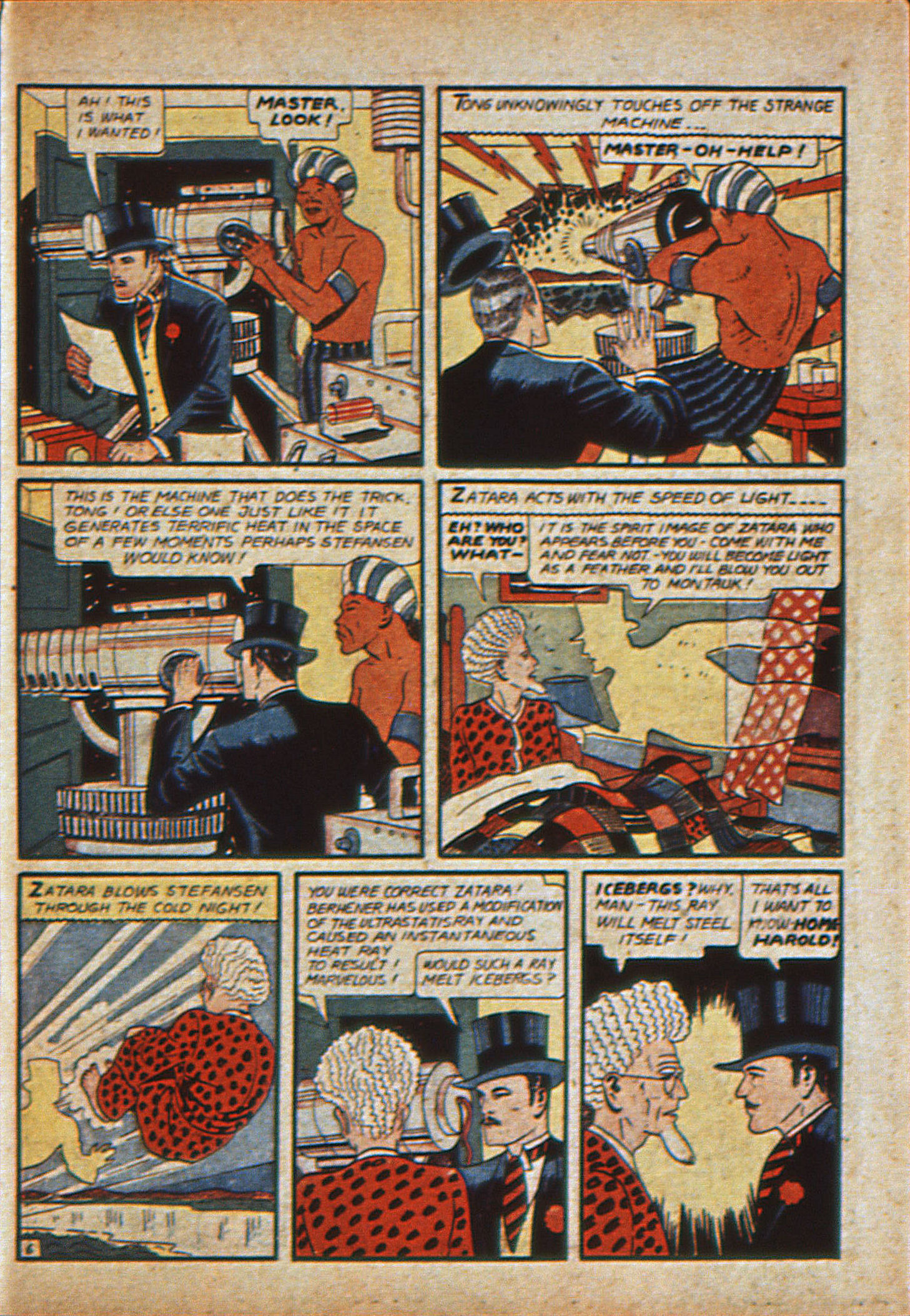 Read online Action Comics (1938) comic -  Issue #15 - 62
