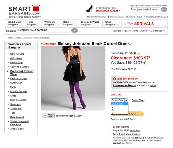 Great Sale: Smart Bargain Picks