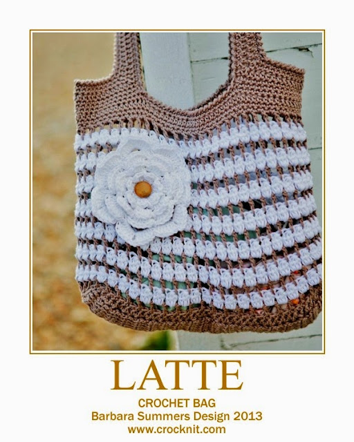 crochet patterns, bags, summer bags, how to crochet