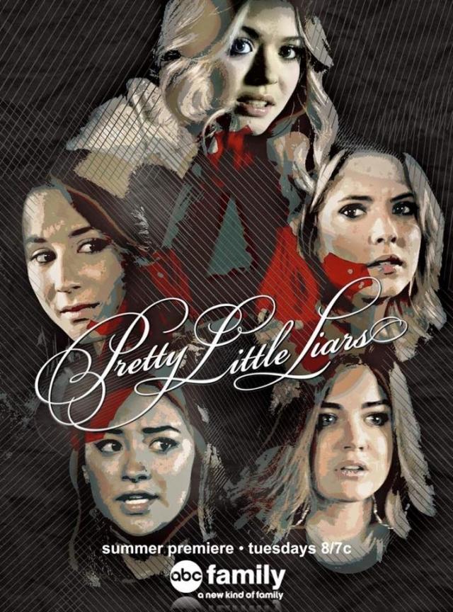 Ác Mộng Ẩn Mình Phần 7 - Pretty Little Liars Season 7 (2016)